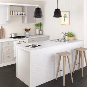 10647-Eternal Statuario kitchen 2